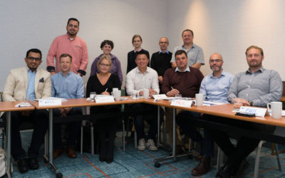 Delegates from our IAM Certificate course in london