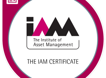IAM Certificate digital badge