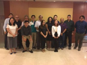 Singapore IAM Certificate course group